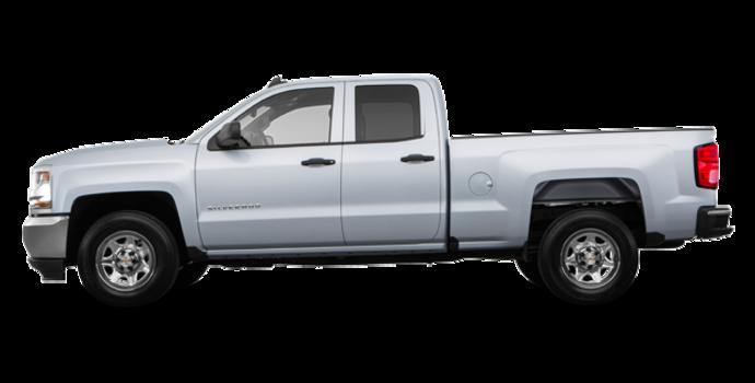 2016 Chevrolet Silverado 1500 LS | Photo 4 | Silver Ice Metallic
