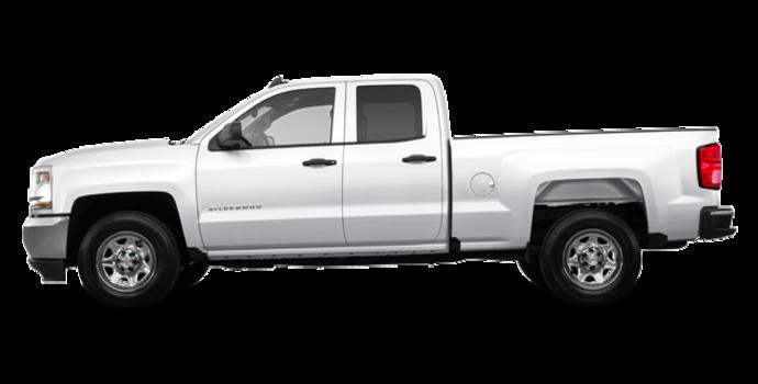 2016 Chevrolet Silverado 1500 LS | Photo 4 | Summit White