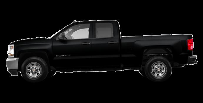 2016 Chevrolet Silverado 1500 LS | Photo 4 | Black