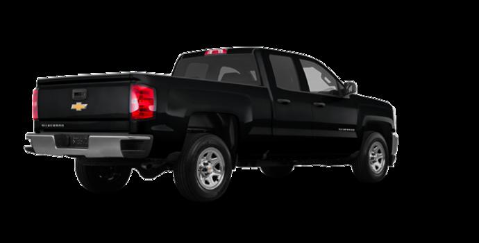 2016 Chevrolet Silverado 1500 LS | Photo 5 | Black