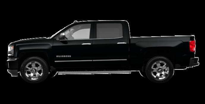 2016 Chevrolet Silverado 1500 LTZ Z71 | Photo 4 | Black