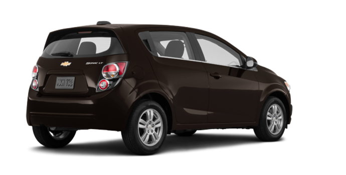 2016 Chevrolet Sonic Hatchback LT   Photo 5   Mocha Bronze Metallic