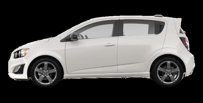 2016 Chevrolet Sonic Hatchback RS | Photo 4 | White Diamond