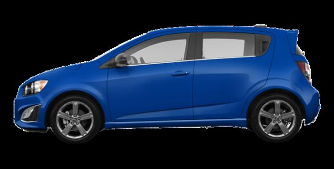 2016 Chevrolet Sonic Hatchback RS | Photo 4 | Kinetic Blue Metallic