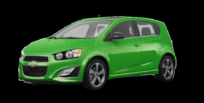 2016 Chevrolet Sonic Hatchback RS | Photo 6 | Dragon Green Metallic