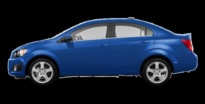 2016 Chevrolet Sonic LT | Photo 4 | Kinetic Blue Metallic