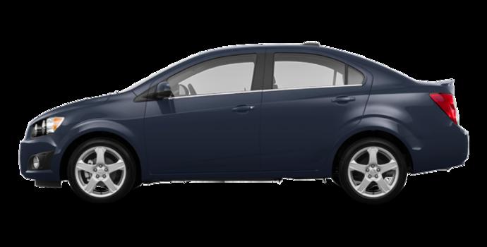 2016 Chevrolet Sonic LT | Photo 4 | Blue Velvet Metallic