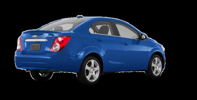 2016 Chevrolet Sonic LT | Photo 5 | Kinetic Blue Metallic
