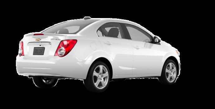 2016 Chevrolet Sonic LT | Photo 5 | Summit White