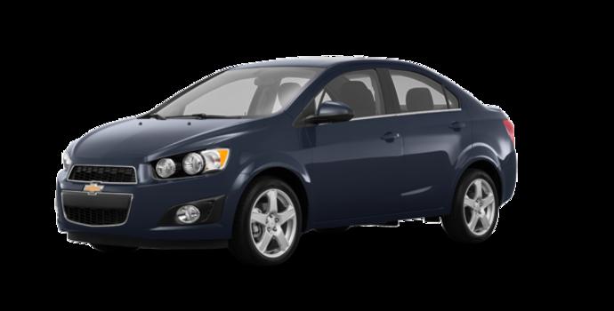 2016 Chevrolet Sonic LT | Photo 6 | Blue Velvet Metallic