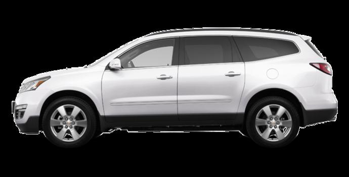 2016 Chevrolet Traverse LTZ | Photo 4 | Summit White