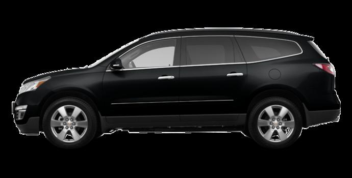 2016 Chevrolet Traverse LTZ | Photo 4 | Mosaic Black Metallic