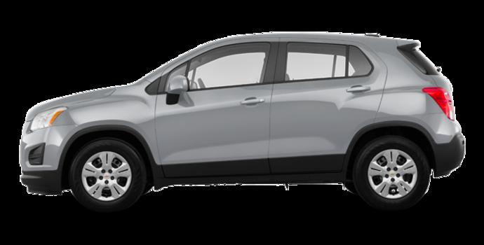 2016 Chevrolet Trax LS | Photo 4 | Silver Ice Metallic