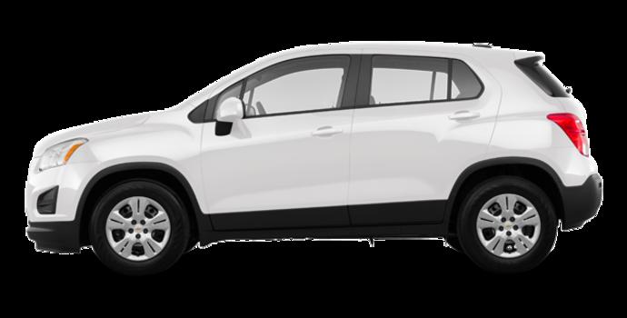 2016 Chevrolet Trax LS | Photo 4 | Summit White