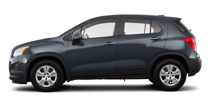 2016 Chevrolet Trax LS | Photo 4 | Cyber Grey Metallic
