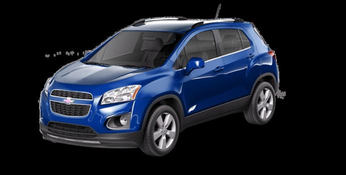 2016 Chevrolet Trax LTZ   Photo 6   Blue Topaz Metallic