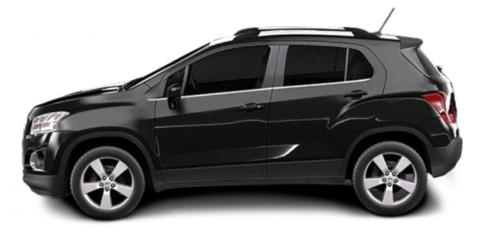 2016 Chevrolet Trax LTZ   Photo 4   Mosaic Black Metallic