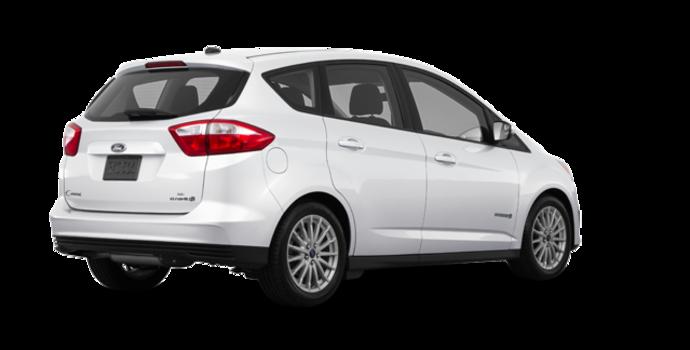 2016 Ford C-MAX SE HYBRID | Photo 5 | White Platinum