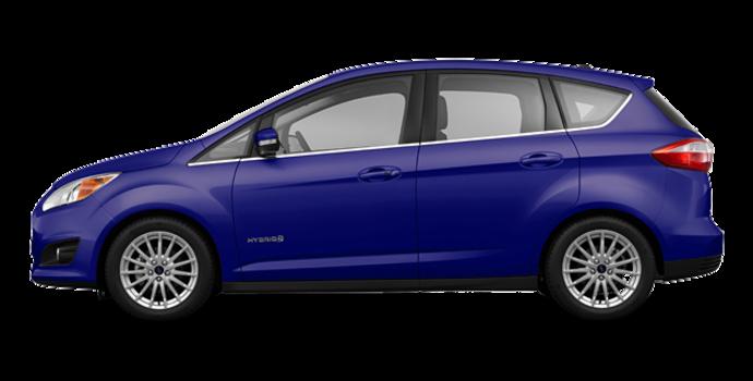 2016 Ford C-MAX SEL HYBRID | Photo 4 | Kona Blue
