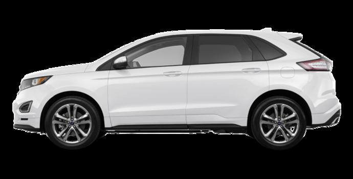 2016 Ford Edge SPORT | Photo 4 | White Platinum