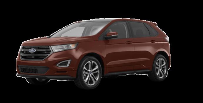2016 Ford Edge SPORT | Photo 6 | Bronze Fire