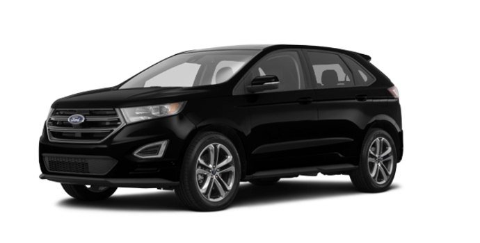 2016 Ford Edge SPORT | Photo 6 | Shadow Black