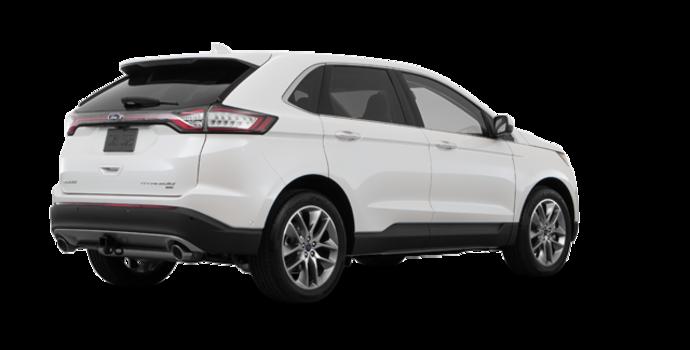 2016 Ford Edge TITANIUM | Photo 5 | White Platinum