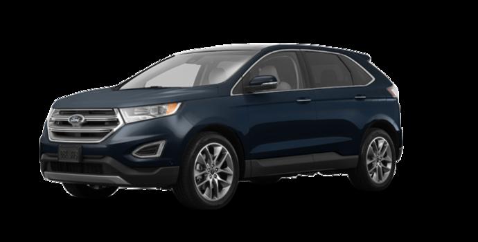 2016 Ford Edge TITANIUM | Photo 6 | Too Good To be Blue