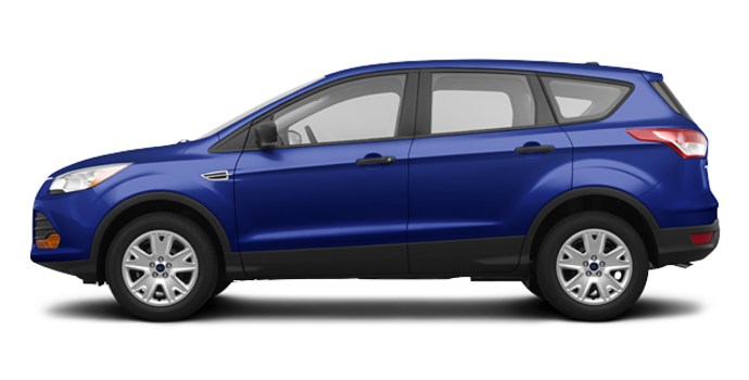 2016 Ford Escape S | Photo 4 | Deep Impact Blue
