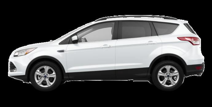 2016 Ford Escape SE | Photo 4 | Oxford White