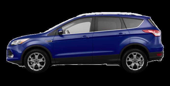 2016 Ford Escape TITANIUM | Photo 4 | Deep Impact Blue