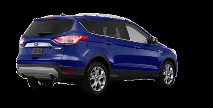 2016 Ford Escape TITANIUM | Photo 5 | Deep Impact Blue