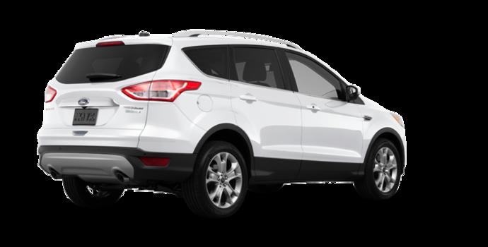 2016 Ford Escape TITANIUM | Photo 5 | White Platinum
