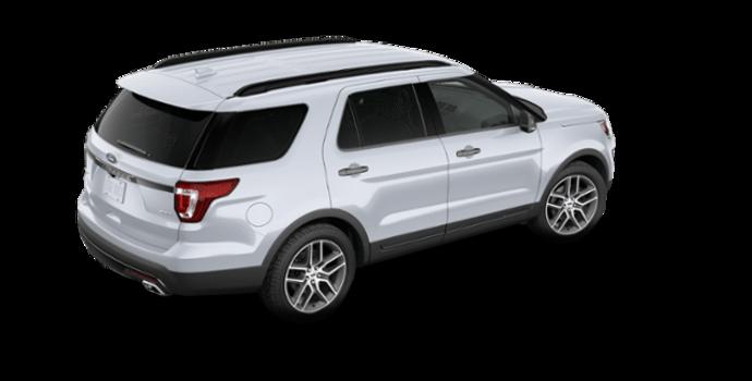 2016 Ford Explorer SPORT | Photo 5 | White Platinum
