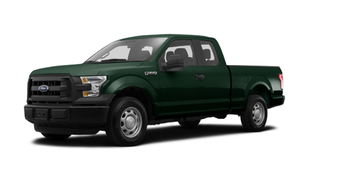 2016 Ford F-150 XL   Photo 6   Green Gem
