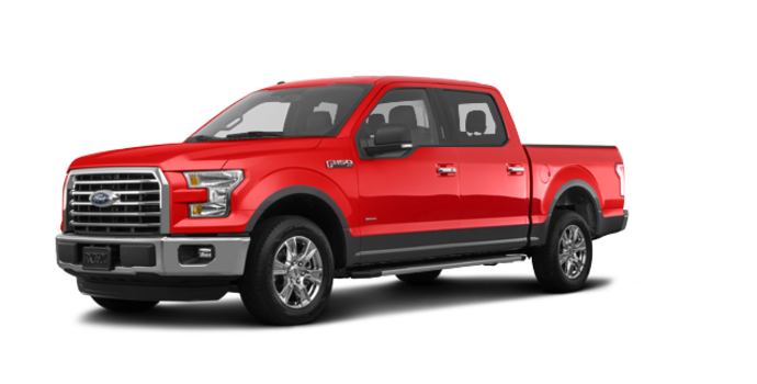 2016 Ford F-150 XLT | Photo 6 | Race Red/Magnetic