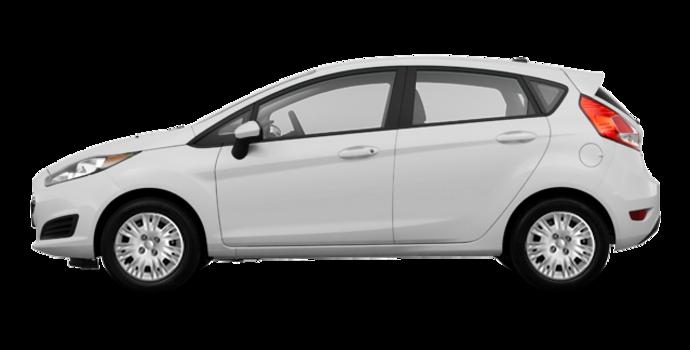 2016 Ford Fiesta S HATCHBACK | Photo 4 | Oxford White