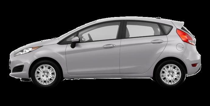 2016 Ford Fiesta S HATCHBACK | Photo 4 | Ingot Silver
