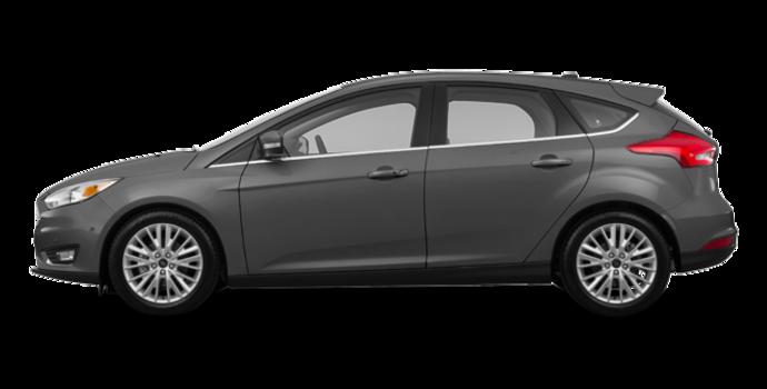 2016 Ford Focus Hatchback TITANIUM | Photo 4 | Magnetic Metallic