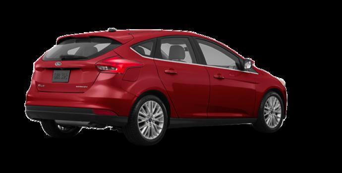 2016 Ford Focus Hatchback TITANIUM | Photo 5 | Ruby Red Metallic