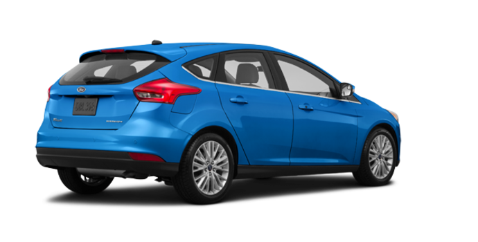 2016 Ford Focus Hatchback TITANIUM | Photo 5 | Blue Candy Metallic