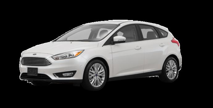 2016 Ford Focus Hatchback TITANIUM | Photo 6 | White Platinum