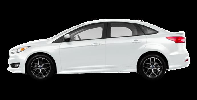 2016 Ford Focus Sedan SE | Photo 4 | Oxford White