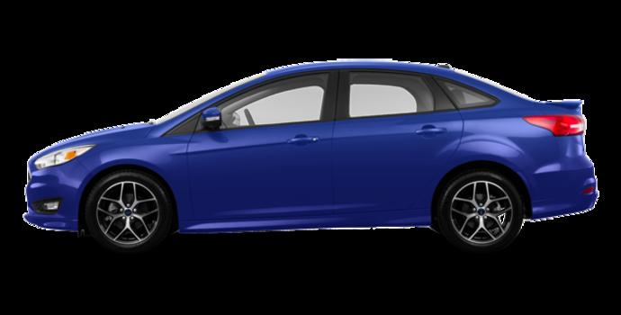 2016 Ford Focus Sedan SE | Photo 4 | Kona Blue