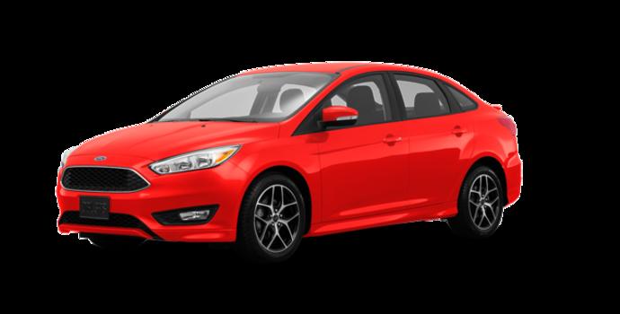 2016 Ford Focus Sedan SE | Photo 6 | Race Red
