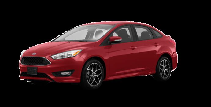 2016 Ford Focus Sedan SE | Photo 6 | Ruby Red