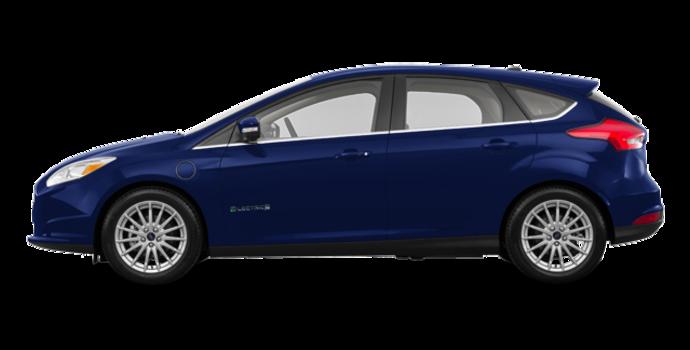 2016 Ford Focus Electric BASE | Photo 4 | Kona Blue Metallic