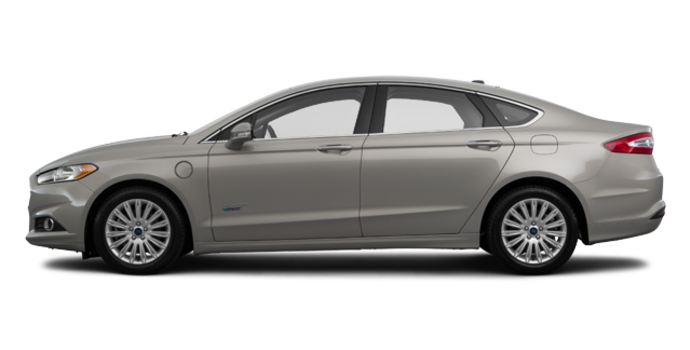 2016 Ford Fusion Energi SE | Photo 4 | Tectonic Silver