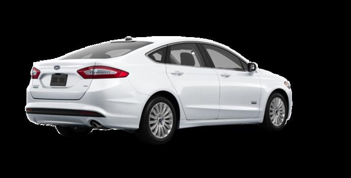 2016 Ford Fusion Energi SE | Photo 5 | Oxford White