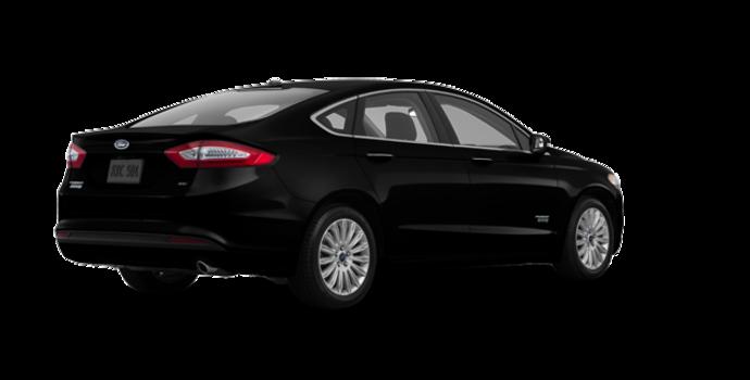 2016 Ford Fusion Energi SE | Photo 5 | Shadow Black